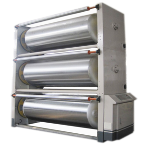 Triple Corrugated Paper Preheater Machine