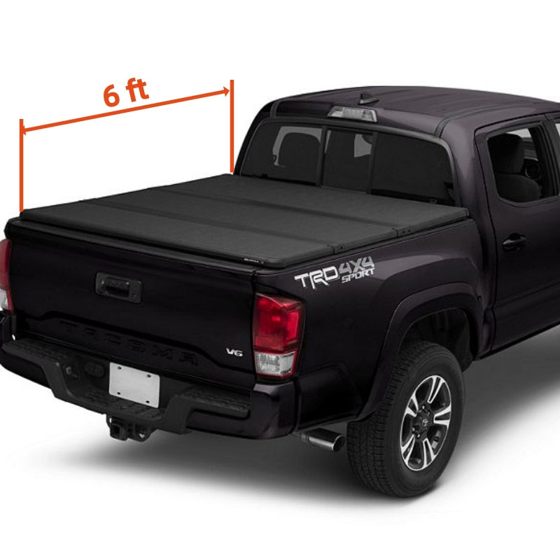 4 MAJOR TYPES OF TONNEAU COVERS FOR PICKUP TRUCK BED