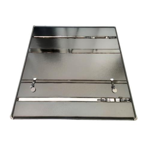 Tri-Fold Hard Tonneau Cover for 2008-2010 NISSAN NAVARA D40