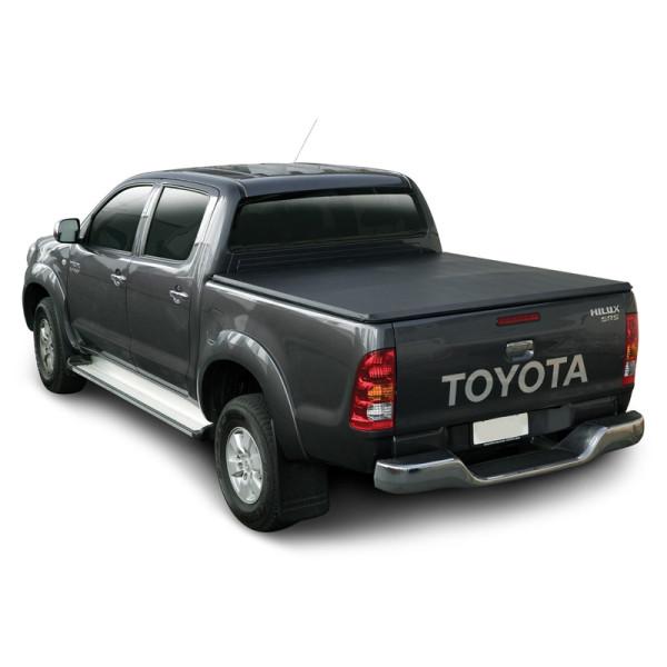 Toyota Tri-Fold Soft Tonneau Cover 2007-2017 TOYOTA Tundra  5.5
