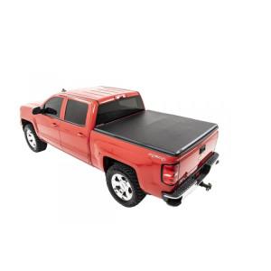 Chevrolet Tri-Fold Soft Tonneau Cover 2004-2014 CHEVROLET Colorado/GMC canyon 6 '