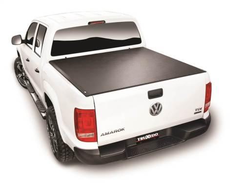 VW Amarok Soft Roll Up Tonneau Cover 09-16 VW AMAROK