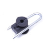 Plastic Nail on Wooden Post Insulators For Ropes Max.4mm
