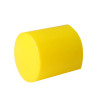 Yellow Color Plastic Post Cap For Y Post