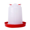 Hanging Outdoor Coop Automatic Poultry Waterer Drinker  For Chicken, Made of BPA-Free Plastic, Farm Poultry Drinker