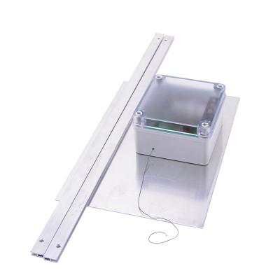 Sliding Automatic Chicken Coop Door With Timer, Chicken Door Coop Opener Kit Opener With Timer And Light Sensor Waterproof Indoor, Timer And Light Sensor Chicken Coop Run Controller
