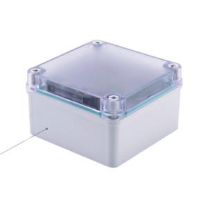Automatic Chicken Coop Door With Light Sensor, Prevent Chicken From Being Crushed, Including Aluminum Door Kit