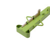 Heavy Duty Power Coated Steel Strainer Clamp, Fence Stretcher Bar, Stretcher Bar Clamp
