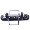 Plastic Electric Fence Tape Clamp Connection Insulator, Quality Material,Easy To Use, Highly Durable, Manufactured in China