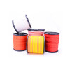 Green Electric Fence Polytape for Deer,  5 Stainless Steel Rust Resistant Strands, Suitable for Portable & Semi Permanent Electric Fences