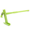 Heavy Duty Power Coated Steel Fence Post Puller, T-post Puller, Fence Post Remover