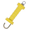 Farmily Electric Fence Gate With Hook,Medium Duty ,Yellow,UV Resistance