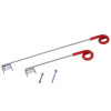 450mm Electric Fence Pig Tail Step-in Post