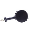 PP With UV Resistance, Black Gate Handle With Polywire Inside, Field Guardian Retractable Rope Gate Kit