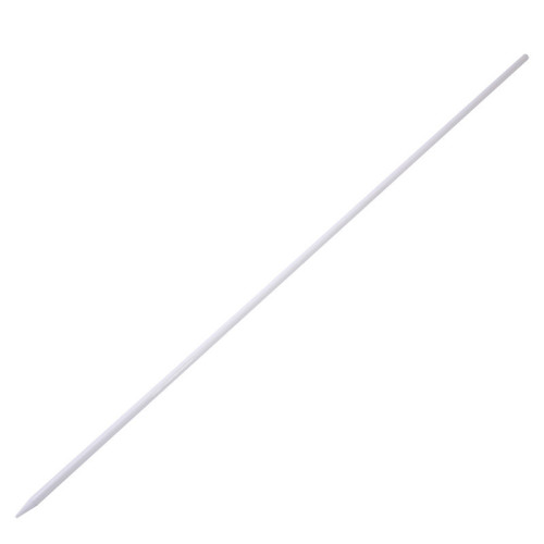 1.2m  Fiberglass Electric Fencing Posts For Cattle, White,Round Type, Easy For Installation
