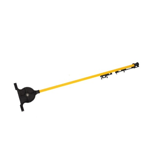 Plastic Long Electric Fence Posts For Fencing, Yellow Garden Fence Posts, Long Perfect for Electric Temporary Garden