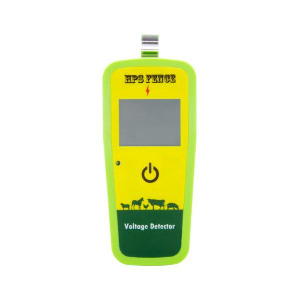 Farm Livestock Digital Electric Fence Voltage Tester and Fault Finder, Digital Screen Voltage Tester Max 13KV for Horse and Livestock Fencing