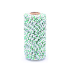 Electric Fence Polywire 1640 Feet, 500 Meter, 3 Stainless Steel Strands, Custom Color Portable Electric Fence Rope