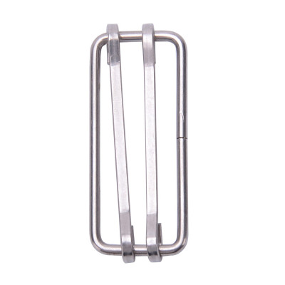 Polytape Electric Fence Connector Clips, Polytape Splicer, Made Of Stainless Steel, Used for Electric Fence