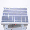 10 Watt 12V(Volts) Monocrystalline Solar Panel For Electric Fence Fnergizer,Battery Maintainer High-Efficiency