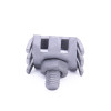 Dacromet Surface Treatment  Chain Link Electric Fence Connectors, Speedrite Heavy Duty Joint Clamp, Line Tap
