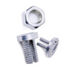Aluminium Electric Fence Wire Connectors Up To 2.5mm Wires, Speedrite Split Bolt Joint Clamp, Aluminium Material
