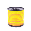 Electric Fence Poly Tape Suitable for Portable & Semi Permanent Electric Fences, Long Lasting 5 Stainless Steel Conductors