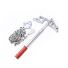 Heavy Duty Power Coated Fence Wire Chain Strainer, 1.5m Chain Strainer,Fence Plain Barbed Wire Strainer