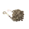 Heavy Duty Power Coated Fence Wire Chain Strainer, 6m Chain Strainer,Fence Plain Barbed Wire Strainer
