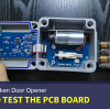 How To Test HPS Fence Automatic Chicken Door Opener AD005 PCB Board