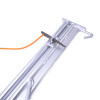 Galvanized Electric Fence Strainer Clamp, Single Electric Fence Strainer Clamp