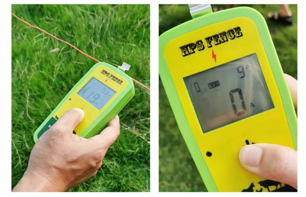 When there is no current in the electric fence, it is the best method of using the electric fence tester to determine the cause of the fault. This article will specifically introduce the method of using the electric fence tester