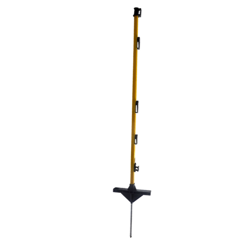 Best Fiberglass Electric Fence Posts For Electric Fences,  Fence Post Sturdy Duty Fence,  Durable Reliable Post