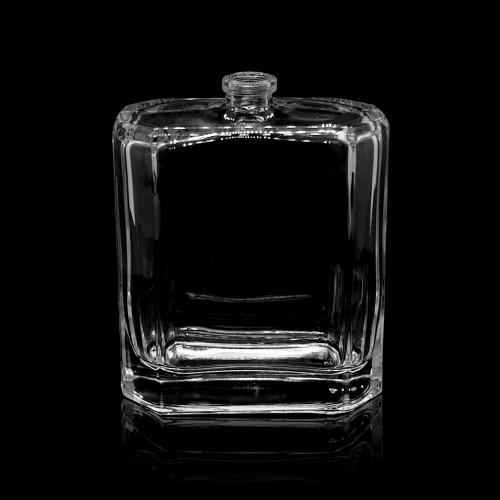 Transparent empty glass perfume bottles for sale | GP Bottles