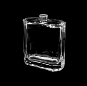 Transparent empty glass perfume bottles for sale | GP Bottles