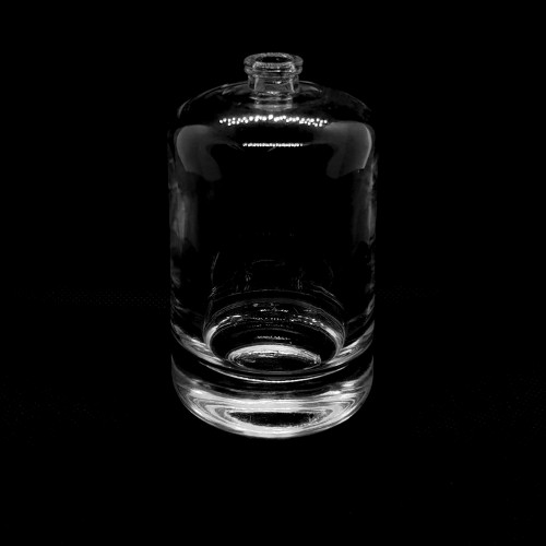 100ml empty scent bottles round glass perfume packaging wholesale | GP Bottles