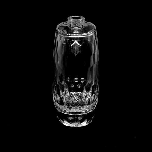 100 مللي زجاجات العطور الفاخرة الفارغة التخصيص زجاجات GP
