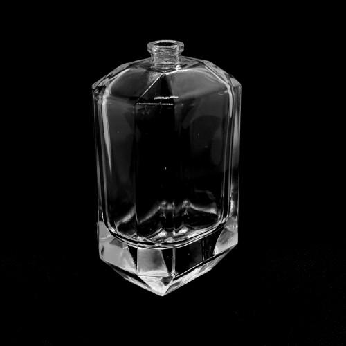 Fancy luxury 100ml glass spray perfume bottles wholesale GP Bottles