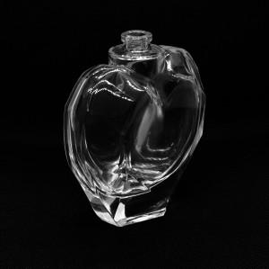 Free sample French glass round perfume bottle wholesale GP Bottles