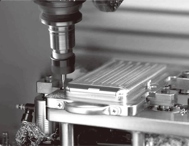 What's the molding processing?