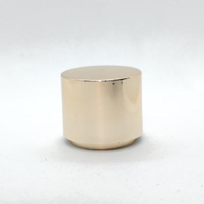غطاء زجاجة عطر مطلية بالذهب OEM ODM ABS | زجاجات GP