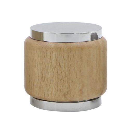 تصميم وتصنيع زجاجات العطور ذات الغطاء الخشبي Natrual | زجاجات GP
