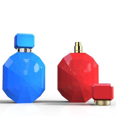 3D rendering drawing perfume bottle picture customization | GP Bottles