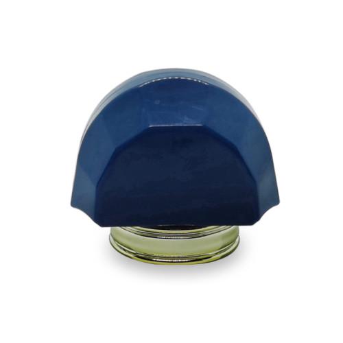Color injejction acrylic plastic perfume cap wholesale | GP Bottles