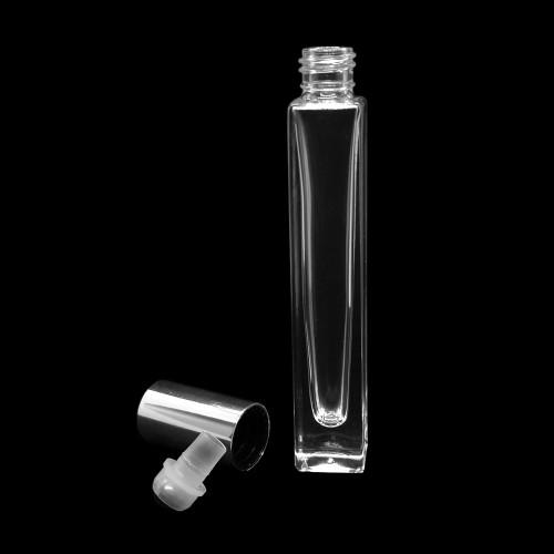 10ml empty roll on perfume bottles with aluminium cap for sale GP Bottles