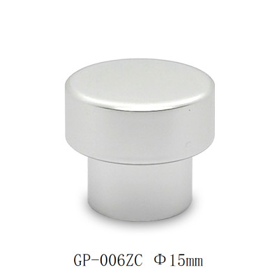 Perfume glass bottle caps with collar designs China wholesale GP Bottles