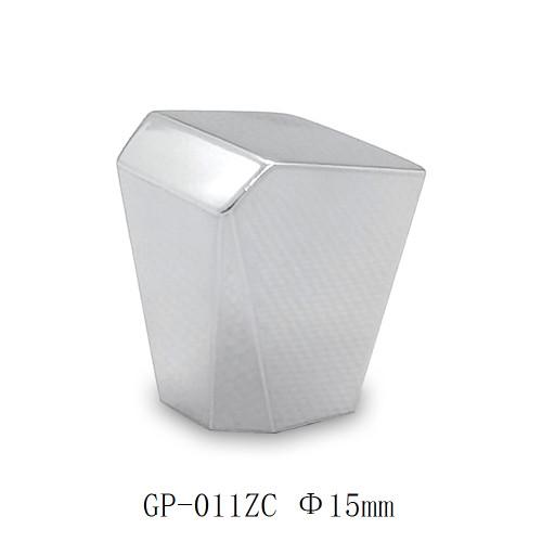 Perfume bottle cap design zamac perfume spray cap for sale