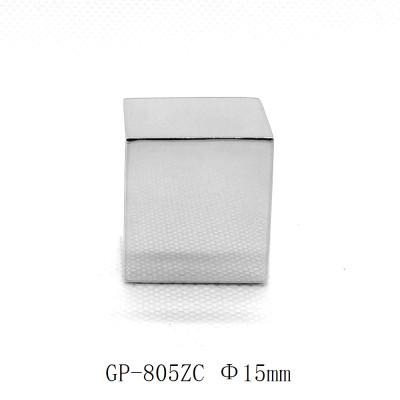 Custom zinc alloy perfume caps manufacturers GP Bottles