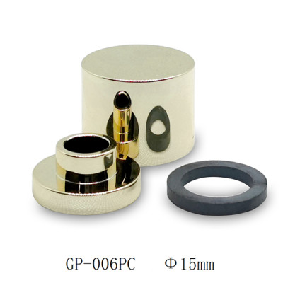 OEM ODM ABS magnetic perfume cap | GP Bottles