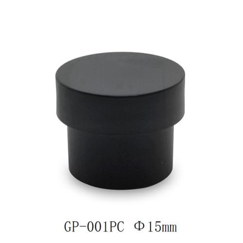 Cylinder ABS bulk plastic bottle caps customization wholesale   GP Bottles